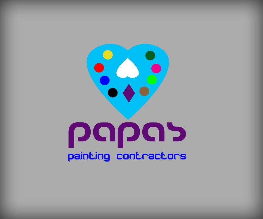 Contest Entry #                                        249                                      for                                         Logo Design for Papas Painting Contractors