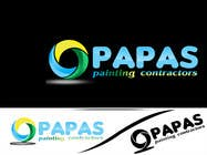 Graphic Design Contest Entry #533 for Logo Design for Papas Painting Contractors
