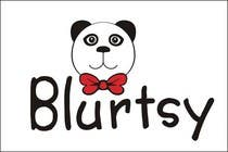 Graphic Design Inscrição do Concurso Nº77 para Logo Design for Blurtsy
