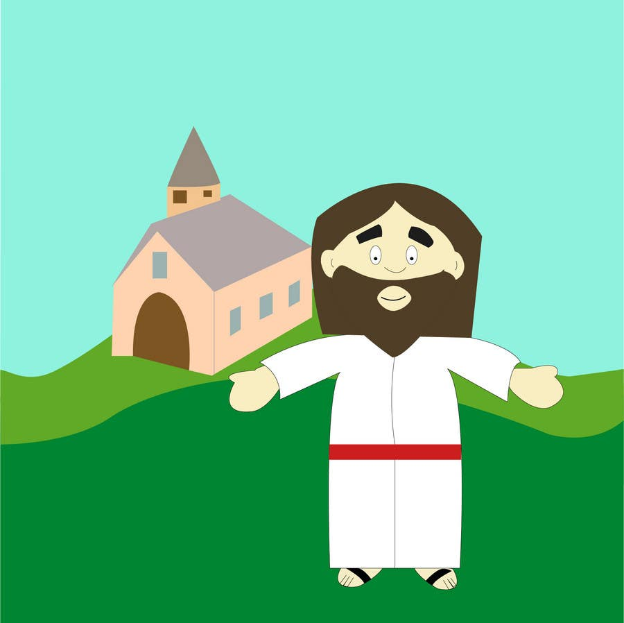 Konkurrenceindlæg #                                        36                                      for                                         Graphic Design for Holy Cards
