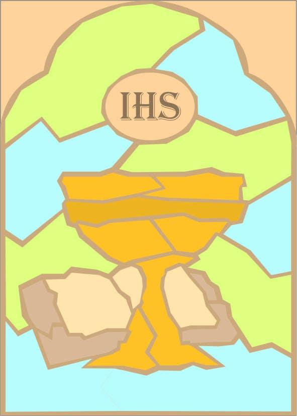 Konkurrenceindlæg #                                        38                                      for                                         Graphic Design for Holy Cards