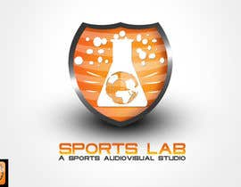 #47 para Logo Design for Sports Lab por rogeliobello