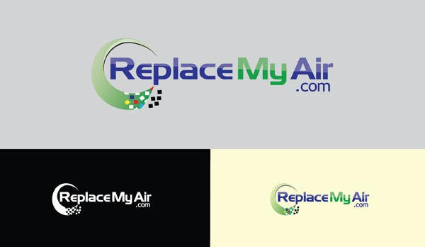 Penyertaan Peraduan #55 untuk Logo Design for Replace My Air .com