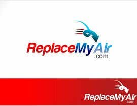 #138 para Logo Design for Replace My Air .com por timedsgn