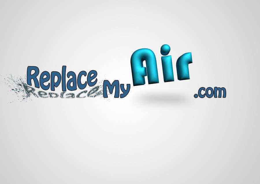 Конкурсная заявка №113 для Logo Design for Replace My Air .com