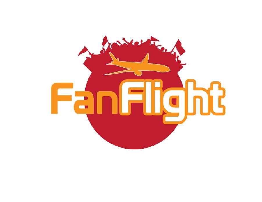 Inscrição nº                                         44                                      do Concurso para                                         Design a Logo for Fan Flight