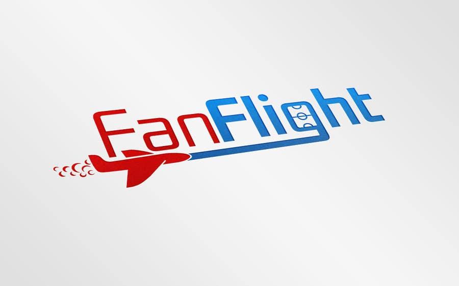 Inscrição nº                                         23                                      do Concurso para                                         Design a Logo for Fan Flight
