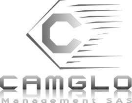 AKamel91 tarafından Design a Logo for CamGlo Management SAS için no 35
