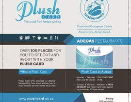 #10 para Magazine Advert redesign for Plush Card (Pty) Ltd por shanky0o