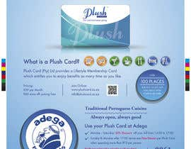 #14 untuk Magazine Advert redesign for Plush Card (Pty) Ltd oleh santiagodurieux