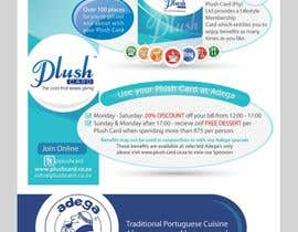 #17 untuk Magazine Advert redesign for Plush Card (Pty) Ltd oleh wael2468