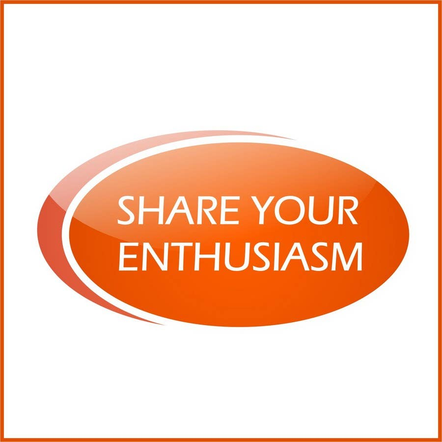 Proposition n°                                        515                                      du concours                                         Logo Design for Share your enthusiasm