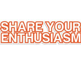 #529 pentru Logo Design for Share your enthusiasm de către ulogo
