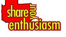 Graphic Design Inscrição do Concurso Nº730 para Logo Design for Share your enthusiasm