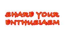 Graphic Design Inscrição do Concurso Nº722 para Logo Design for Share your enthusiasm