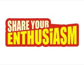 #747 pentru Logo Design for Share your enthusiasm de către innovys