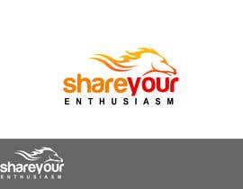 #83 pentru Logo Design for Share your enthusiasm de către smarttaste