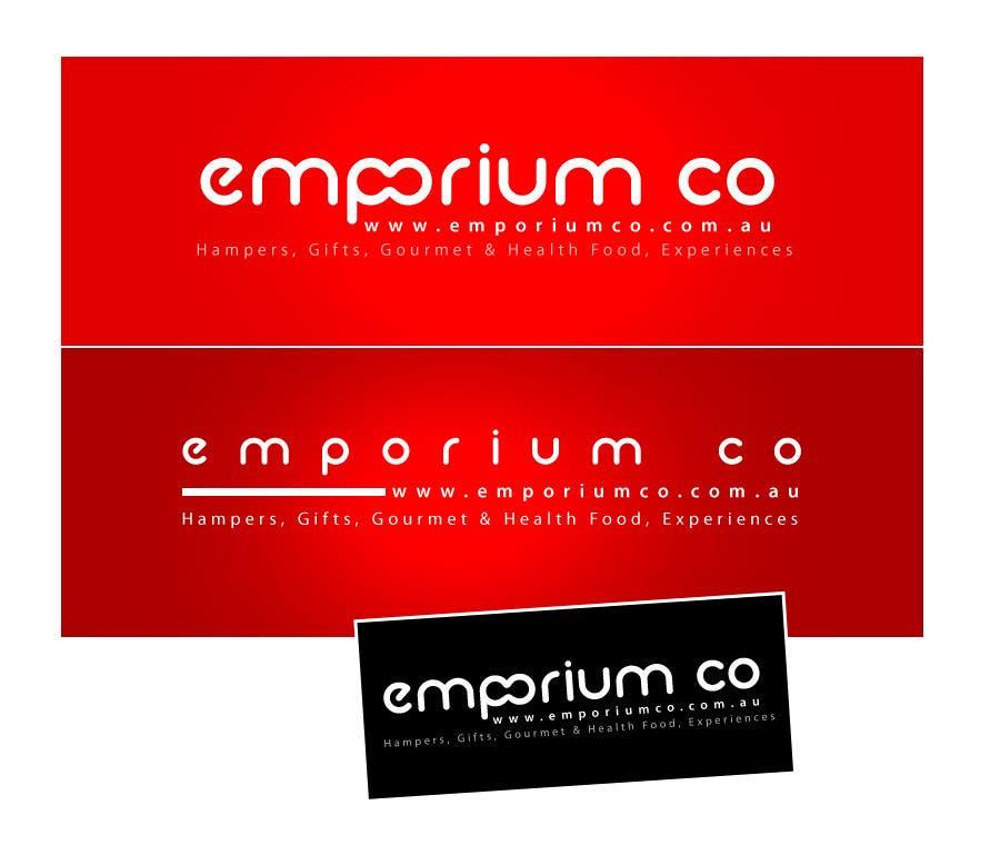 Bài tham dự cuộc thi #                                        167                                      cho                                         Logo Design for Emporium Co.