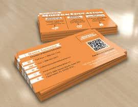 nº 17 pour Design some Business Cards for Modern Education par TheBrainwiz