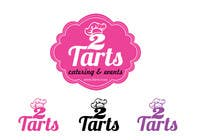 Proposition n° 85 du concours Graphic Design pour Logo Design for 2 Tarts Catering and Events