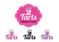 Logo Design for 2 Tarts Catering and Events için Graphic Design85 No.lu Yarışma Girdisi