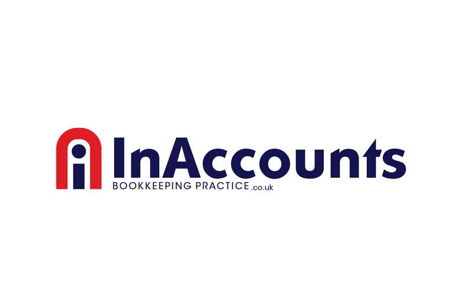 Inscrição nº 92 do Concurso para Logo Design for InAccounts bookkeeping practice