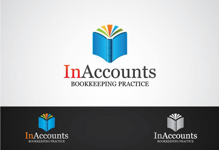 Contest Entry #                                        61                                      for                                         Logo Design for InAccounts bookkeeping practice