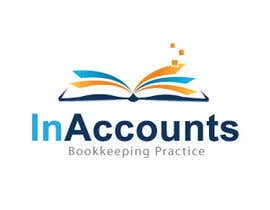 #35 for Logo Design for InAccounts bookkeeping practice by soniadhariwal