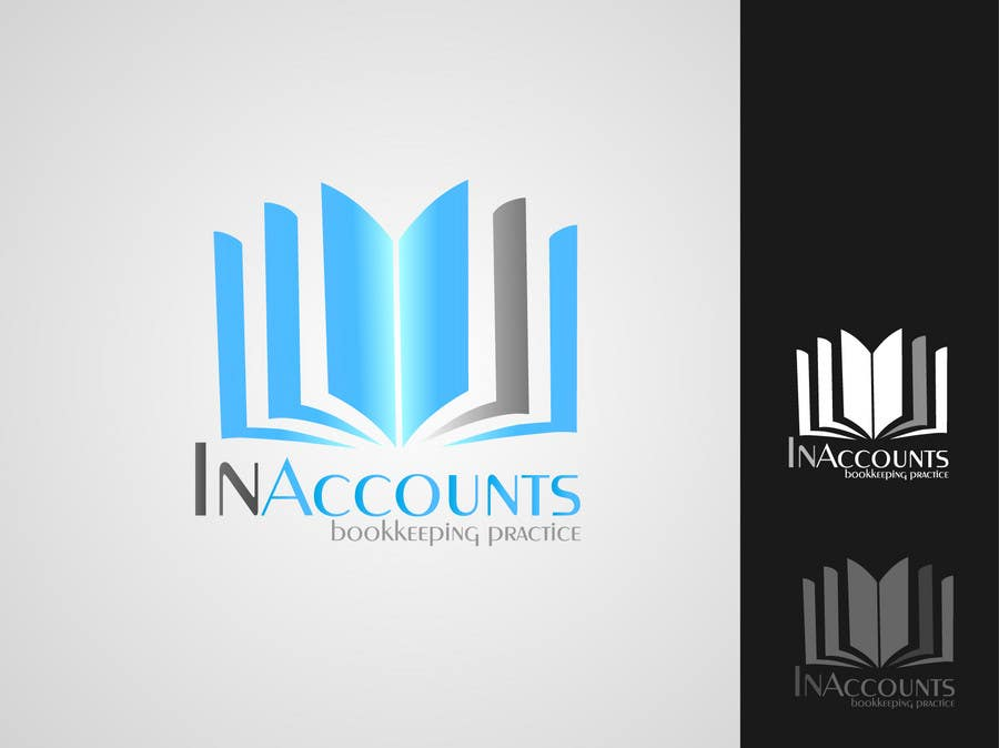 Konkurrenceindlæg #122 for Logo Design for InAccounts bookkeeping practice