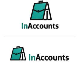 #118 untuk Logo Design for InAccounts bookkeeping practice oleh johnnycat