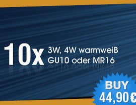 #55 untuk Banner Ad Design for LED shop oleh dreamsweb