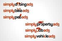 Logo Design Конкурсная работа №25 для Logo Design for simplyTHEMEWORDads.com (THEMEWORDS: PET, JOB, PROPERTY, BIKE, VEHICLE, DATING)