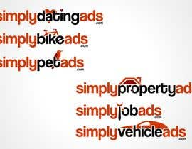 #35 para Logo Design for simplyTHEMEWORDads.com (THEMEWORDS: PET, JOB, PROPERTY, BIKE, VEHICLE, DATING) por alfianrismawan