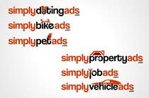 Logo Design Конкурсная работа №31 для Logo Design for simplyTHEMEWORDads.com (THEMEWORDS: PET, JOB, PROPERTY, BIKE, VEHICLE, DATING)