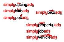 Logo Design Конкурсная работа №57 для Logo Design for simplyTHEMEWORDads.com (THEMEWORDS: PET, JOB, PROPERTY, BIKE, VEHICLE, DATING)