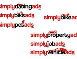 #57 para Logo Design for simplyTHEMEWORDads.com (THEMEWORDS: PET, JOB, PROPERTY, BIKE, VEHICLE, DATING) por alfianrismawan