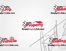 #66 for Logo Design for simplyTHEMEWORDads.com (THEMEWORDS: PET, JOB, PROPERTY, BIKE, VEHICLE, DATING) by stanislawttonkow