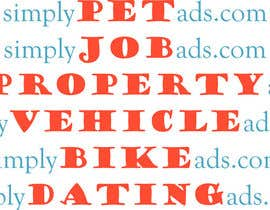 #71 para Logo Design for simplyTHEMEWORDads.com (THEMEWORDS: PET, JOB, PROPERTY, BIKE, VEHICLE, DATING) por CrazzyChris