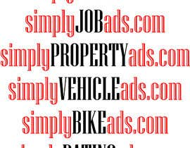 #69 for Logo Design for simplyTHEMEWORDads.com (THEMEWORDS: PET, JOB, PROPERTY, BIKE, VEHICLE, DATING) by CrazzyChris