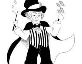 Nro 18 kilpailuun Draw Two Professors: the Magician and the Mad Hatter käyttäjältä khoiruunisa