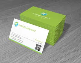 #115 untuk Personal Business Card Design for Retail Pharmacist oleh Brandwar