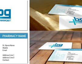 #127 untuk Personal Business Card Design for Retail Pharmacist oleh dragonfireblaze