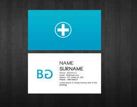 #124 для Personal Business Card Design for Retail Pharmacist от Smartdotsteam