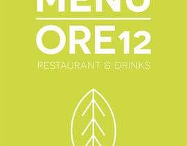 """#18 untuk Disegnare un MENU per il mio ristorante """"Ore12"""" oleh Arsylart"""