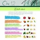 """Graphic Design Entri Peraduan #19 for Disegnare un MENU per il mio ristorante """"Ore12"""""""