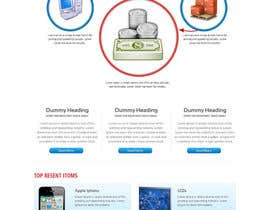 #13 для Website Design for American Buy Back! Buying Electronics Antiques Gold and valuables Online w/Cash от BizzCreator
