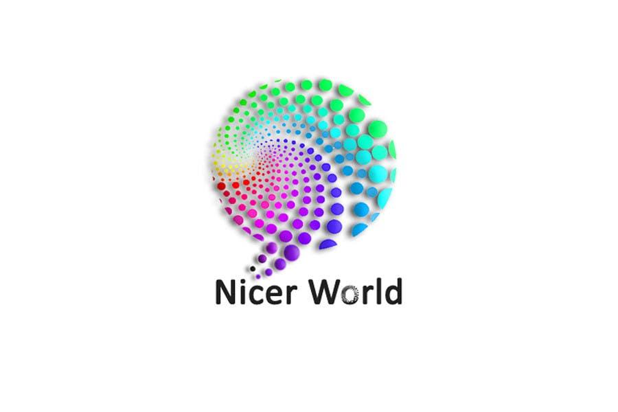 Konkurrenceindlæg #                                        257                                      for                                         Logo Design for Nicer World web site/ mobile app