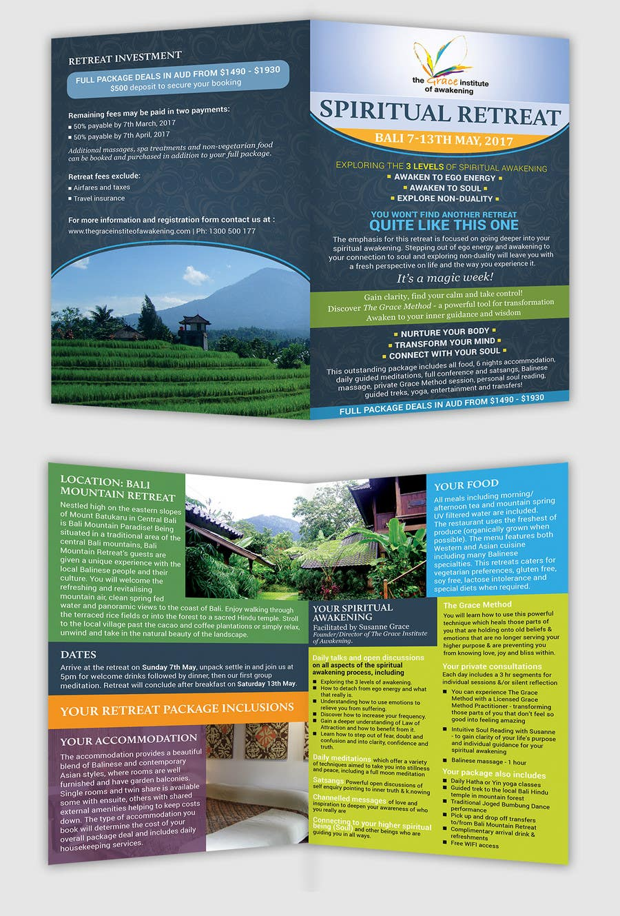Entry #13 by siddhiair for Design a brochure | Freelancer