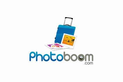 Logo Design for Photoboom.com için 790 numaralı Yarışma Girdisi