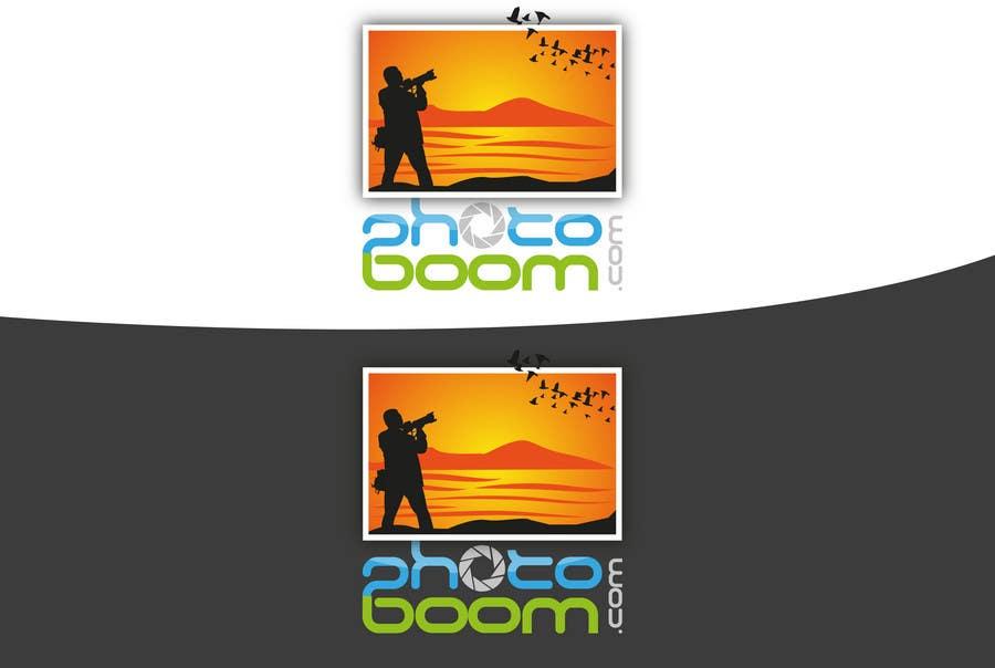 Kilpailutyö #639 kilpailussa Logo Design for Photoboom.com